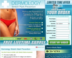 Dermology stretch-mark cream reviews