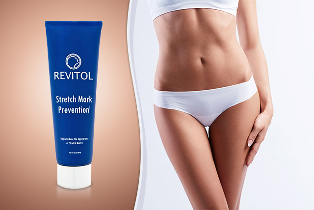 Revitol-Stretch-Mark Cream Review
